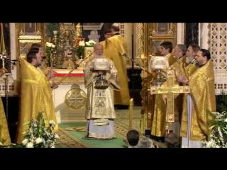 Рождество Христово. Прямая трансляция торжественного Рождественского богослужения ( 06.01.2016 )