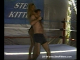 Topless Mixed Wrestling Hollywood