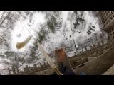 Железнодорожный, прыжок с консоли, 35 м