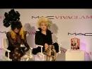 2010 Lady Gaga Conférence - MAC Viva Glam - 2/2 Gagavision