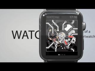 Apple Watch решили превратить в скелетон