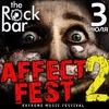 AFFECT FEST 2  THE ROCK BAR  3 ИЮЛЯ