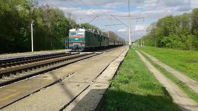 Вл82м-067 783 Полтава-Днепропетровск.