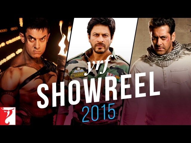 YRF Showreel | Relive the Magic of Movies - 2016