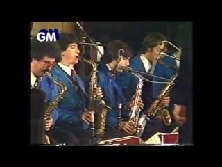 Glenn Miller Orchestra CLEM DE ROSA Praha - Lucerna MJF 1982