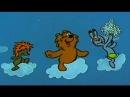 Веселая песенка для малышей: Облака: Облака белогривые лошадки