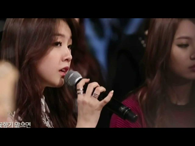 140306 Girl's Day - Standing In the Shade of Trees (by Lee Moon Sae) @ Picnic Live