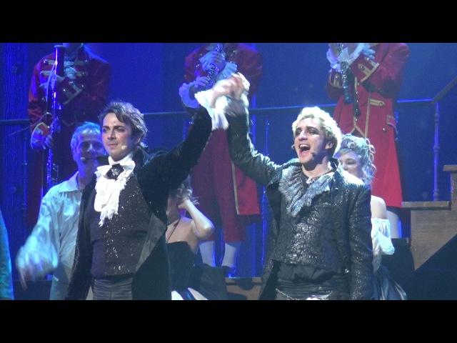 160419 8PM AMADEUS Mozart, L' Opera Rock(아마데우스 모차르트 오페라락) Korean Tour(Seoul) 커튼콜 - Sebastien Salieri