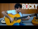 Gonna Fly Now Theme from Rocky - Fingerstyle Guitar Marcos Kaiser 57