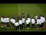 Exclusive 10MIN - Jurgen Klopp ft. Reds train at Old Trafford - UEL Pre Man United