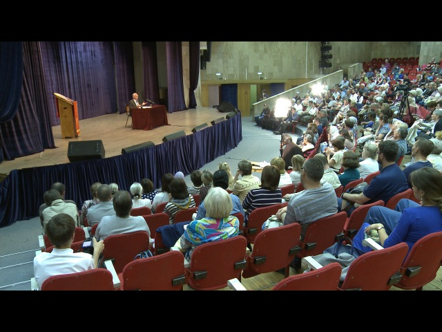 Тайна Таинств церковных (г. Железнодорожный, 2016.06.05) — Осипов А.И.