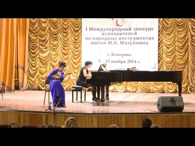 Куравина Ирина Юрьевна (С. Лукин - Фантазия на темы Л. Уэббера)
