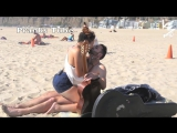 Hot Girls Kissing Strangers Compilation (GONE SEXUAL) - Best Kissing Pranks Girl Edition