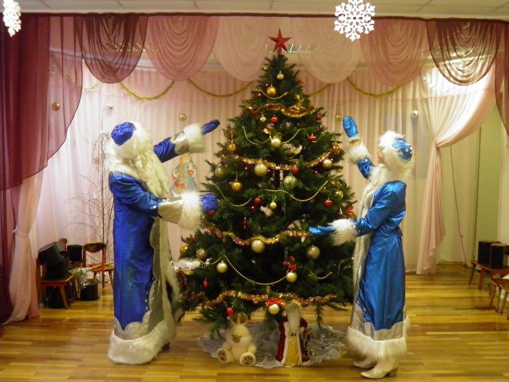 В Зеленчукском районе для детей с ограниченными возможностями проведут «Новогоднее мероприятие с Дедом Морозом и Снегурочкой»
