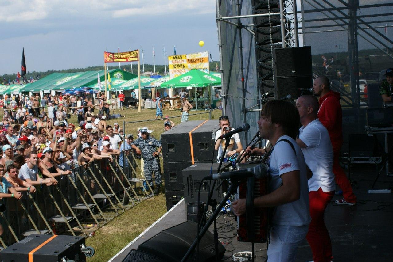Сегодня открывается фестиваль «Рок под Курском»