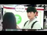 [CF] Park Hae Jin - Seven Cafe 7-Eleven (360)