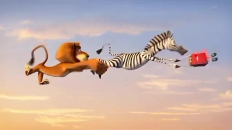 Мадагаскар 3/Madagascar 3: Europe's Most Wanted (2012) Рекламный ролик Happy Meal