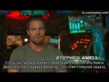 TMNT 2 Featurette - Stephen Amell [Rus Sub]