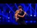 Jay McGuiness Aliona Vilani Argentine Tango to 'Diferente' Strictly Come Dancing 2015