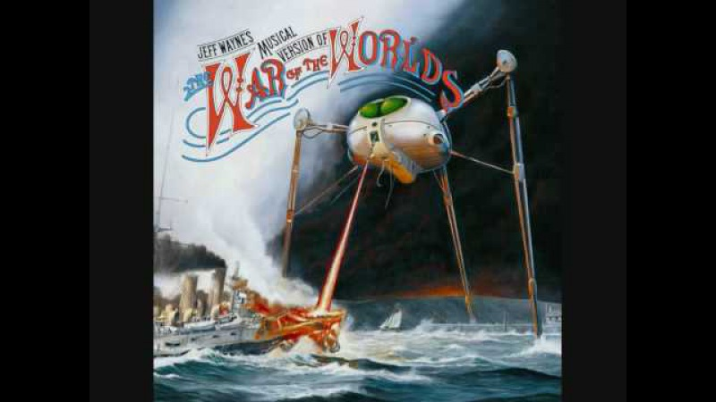 1978- 1/2 War Of The Worlds - Horsell Common and the Heat Wave ~ Disk 1 ~ Track 2