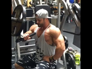 """Jason Poston on Instagram: """"Monday Motivation! Sometimes you just have to go beyond conventional training to improve your physique. Here, I'm changing the angle of a…"""""""