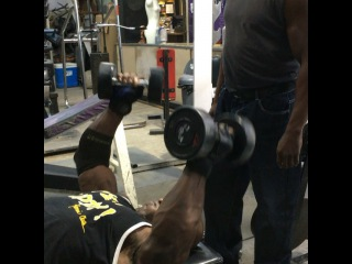 """Ronnie Coleman on Instagram: """"Trying my best to just keep the little size that I do have on these tiny triceps. Since I'm no longer competing, there is no need to train…"""""""