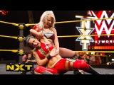 #video@alexablissdaily Bayley &amp Carmella vs. Alexa Bliss &amp Emma WWE NXT, Jan. 20, 2016