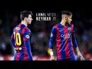 Lionel Messi Neymar Jr. ● The Gods of Football ● Skills Goals 2016 |HD