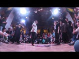 Mark &amp Juliana vs Pinky &amp Fristailo  HIP HOP 2x2  18  BIG SIBERIAN JAM  28 29 11 15