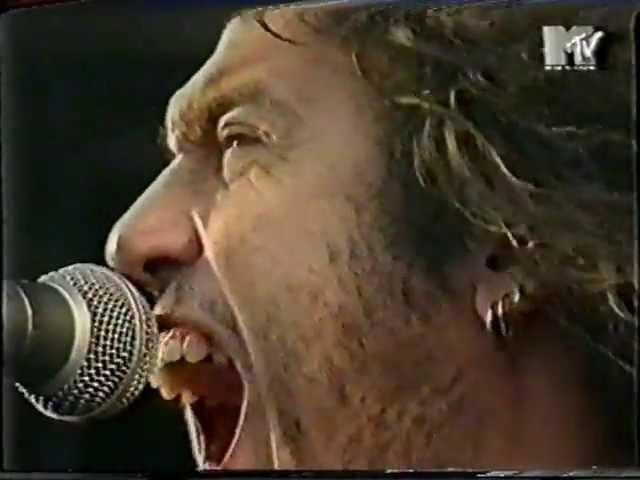 SLAYER - dead skin mask 1992 MTV