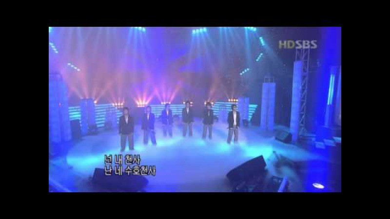 Shinhwa - Shooting StarAngelBrand New [Perf.]