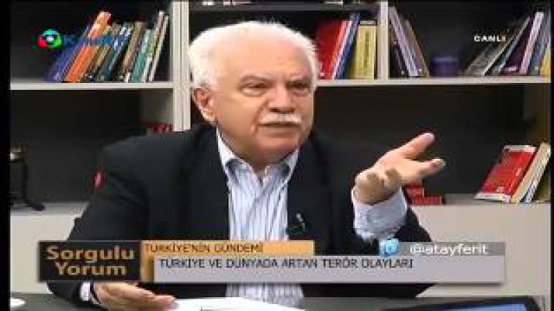 Doğu Perinçek KRT TVde Sorguluyorum programına konuk oldu | 22 Nisan 2016