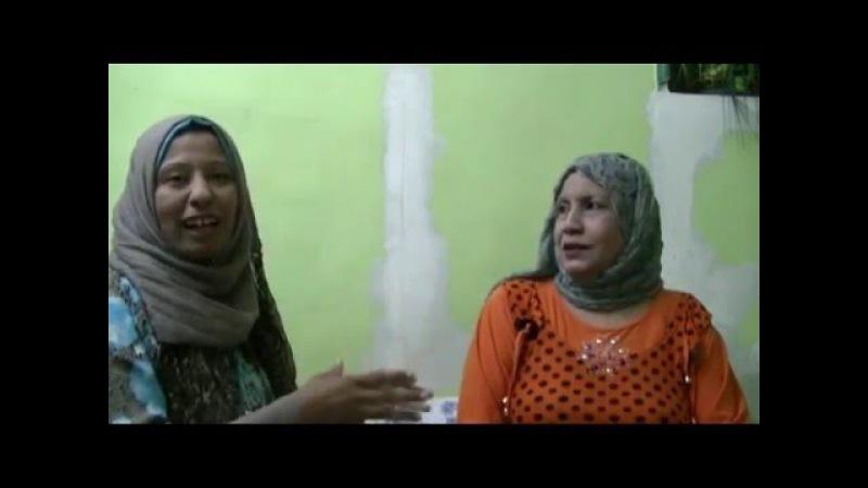 Khairiyya Mazen Interview Part 1 of 6 Luxor August 2015 with Yasmina Ramzy