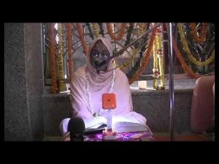 27 11 2015 Шрипад Премананда Прабху ЧайтаньяЧаритамрита Антья глава 2