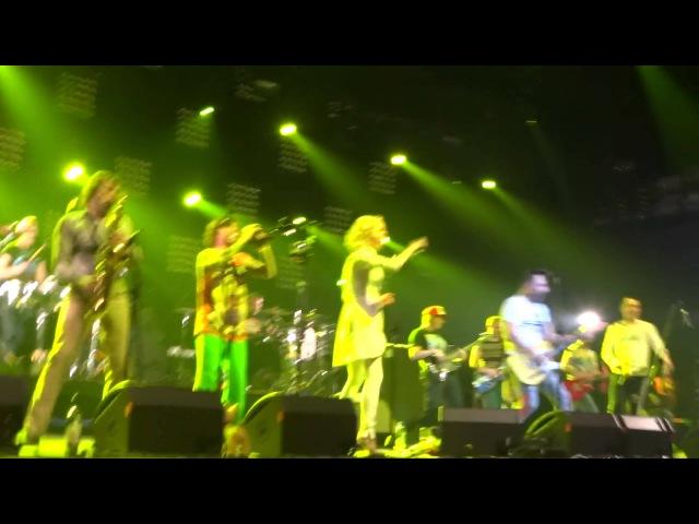 Ленинград - Все заебало, пиздец, нахуй, блядь! (Live @ Stadium Live, Moscow 07.03.2014)