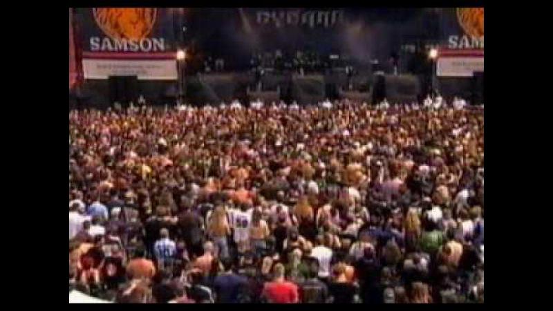 Testament Demonic Refusal live DOA 2000