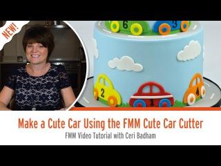 [vk.com/LakomkaVK] Make a Cute Car Using the FMM Cute Car Cutter