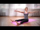 Pilates with Kristin McGee 20 minutes to flat abs toned arms and lean thighs