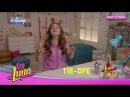 Disney Channel España   Soy Luna  DIY - Camiseta TIE-DYE (Karol Sevilla)