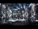 [HD] 140116 GOT7 - Backstage ღ Intro Follow Me ღ Girls Girls Girls ღ Encore [DEBUT M! Countdown]