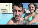 Kissing Pranks Vlog - SEX IN THE POOL With Nicole Half Naked Kissing Prank - Kissing Pool Party 2016