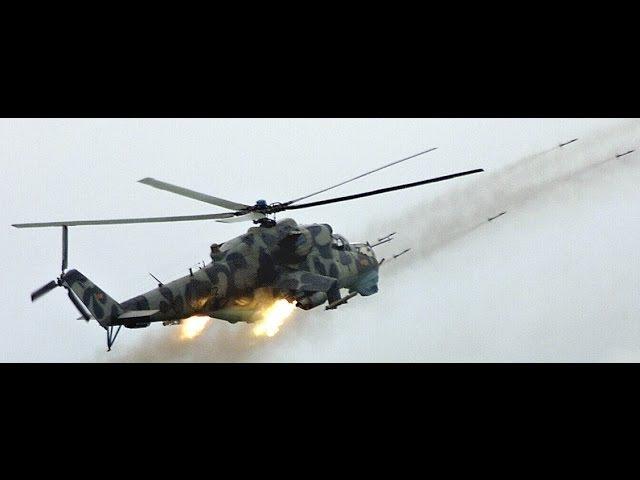 Arma 3 - TUSHINO - Работает МИ-24ВП