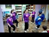 S-ART_22.04.2016 - Танцпроект Приключение Паддингтона (Библиотека №20)