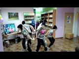 S-ART_22.04.2016 - Танцпроект Пибоди и Шерман (Библиотека №20)