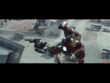 Первый мститель 3: Противостояние Гражданская война Раскол мстителей | Трейлер на русском - русский