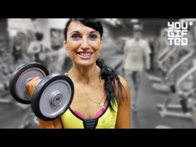 Прыжковая тренировка плиометрика Зина Руденко