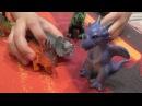 Мультики про динозавров для детей. Динозаврики мультфильм на русском. Игрушки для детей новые серии