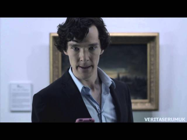 Sherlock: The Great Game - Theatrical Trailer