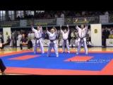 EC 2014, Team Kata - Hungary-2 (Kata + Bunkai)