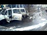 ВНИМАНИЕ! В Харькове был взорван автомобиль с командиром карательного батальона